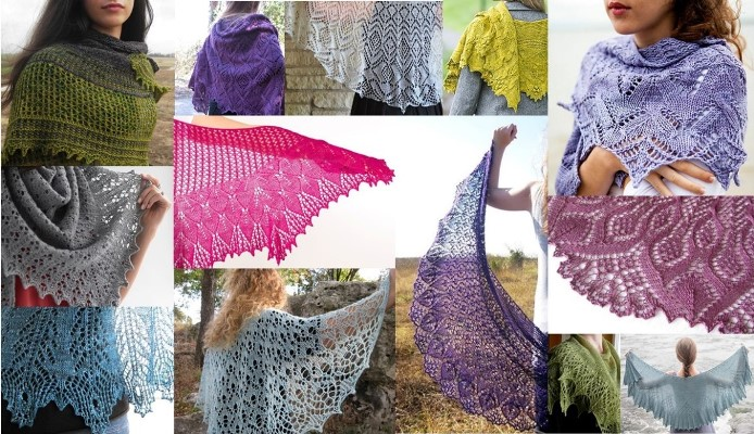 Shawls by Susanna IC; Photo © ArtQualia