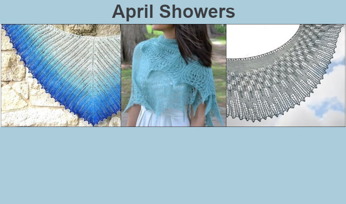 April Showers by Susanna IC; Photo © ArtQulia Designs by Susanna IC
