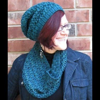 Carya Hat & Cowl by Susanna IC, photo © Susanna IC