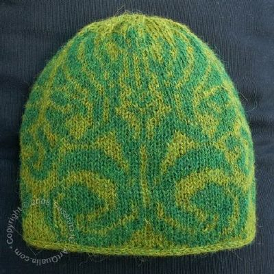 Emerald Isle Hat by Susanna IC, Photo © ArtQualia