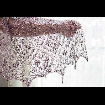 Diamas by Susanna IC, photo by © Knit Picks