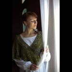 Georgiana by Susanna IC, Interweave Knits, Photo © Christa Tippmann