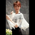Grace Kelly Luxurious Beaded Shawl by Susanna IC, Photo ©Brandy Crist-Travers
