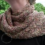 Rose Garden Scarf by Susanna IC, Photo © ArtQualia