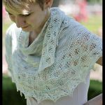 Sirenia by Susanna IC, Embrace the Lace Knitting Club from Woolgirl, photo © Woolgirl